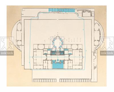 L'impianto idraulico delle Terme di Caracalla