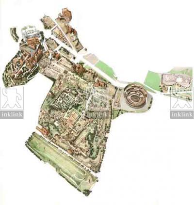 L'Area Archeologica Centrale di Roma