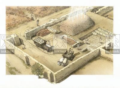 Le fornaci di Giancola, età augustea