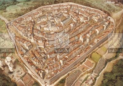 Chiusdino, XII secolo