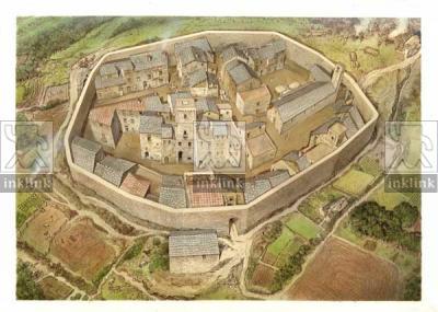 Chiusdino, XI secolo