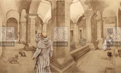 Il Convento dei Domenicani: il chiostro