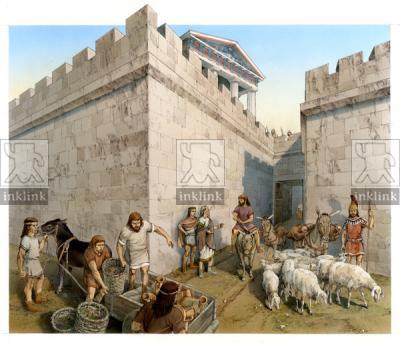 Il Tempio di Minerva