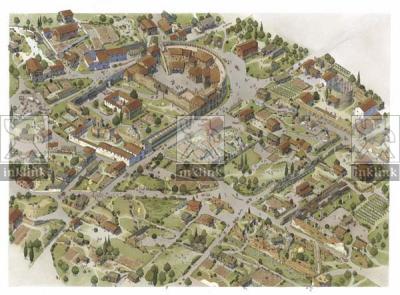 L'area della Crypta Balbi in epoca medievale, X - XI secolo