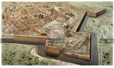 Il grande cantiere mediceo, fine XVI secolo