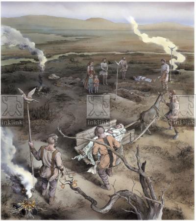 La necropoli di Grancia