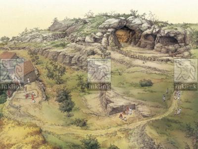 Il Santuario di Demetra e Persefone sul Monte Papalucio