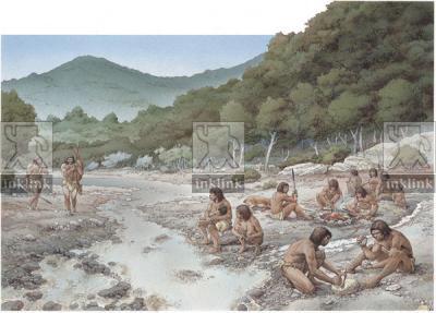 La frequentazione di Botro ai Marmi nel Paleolitico medio