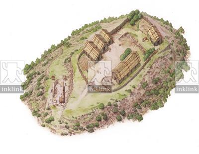 L'insediamento della tarda Età del Bronzo nell'attuale località di Scarlino