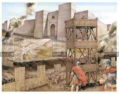 La guerra di Perugia, 41 a.C.